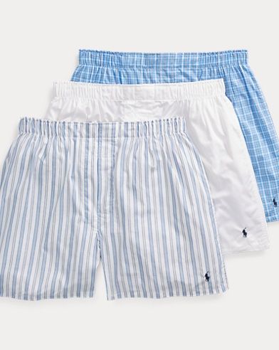 Assorted Boxer 3-Pack