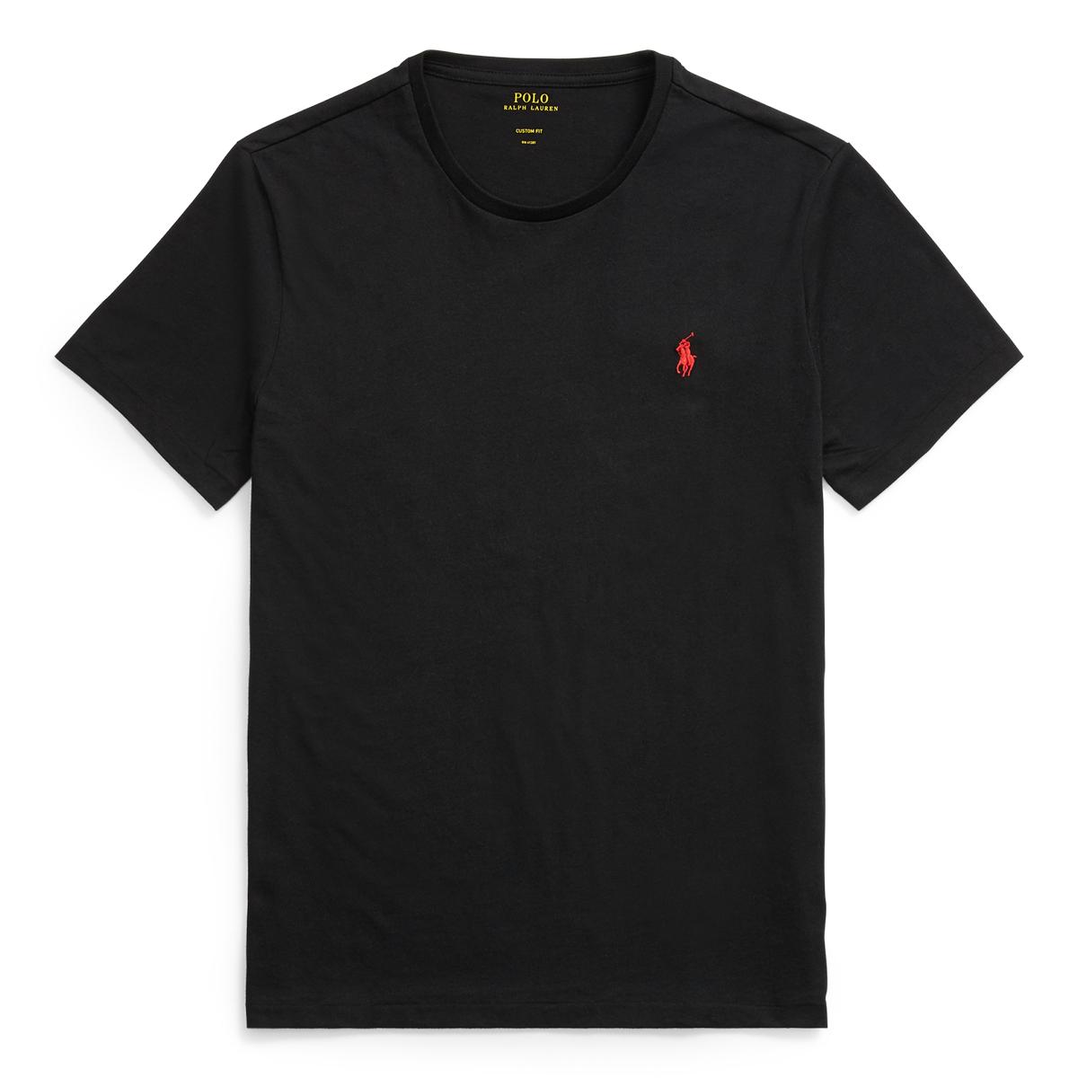 Custom Slim Fit Cotton T-Shirt | Tees T-Shirts & Sweatshirts | Ralph Lauren