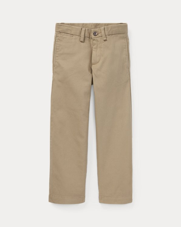 Slim Fit Cotton Chino Trouser
