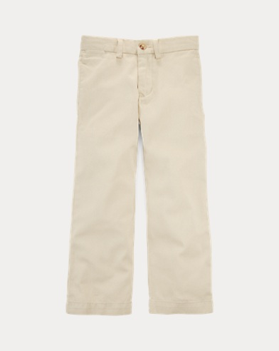 Slim-Fit Chino-Hose aus Baumwolle