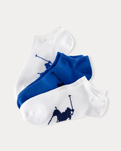 Big Pony Sock 3-Pack