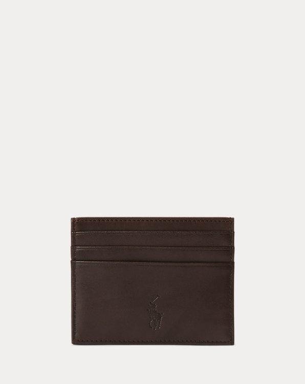 Suffolk Slim Leather Card Case