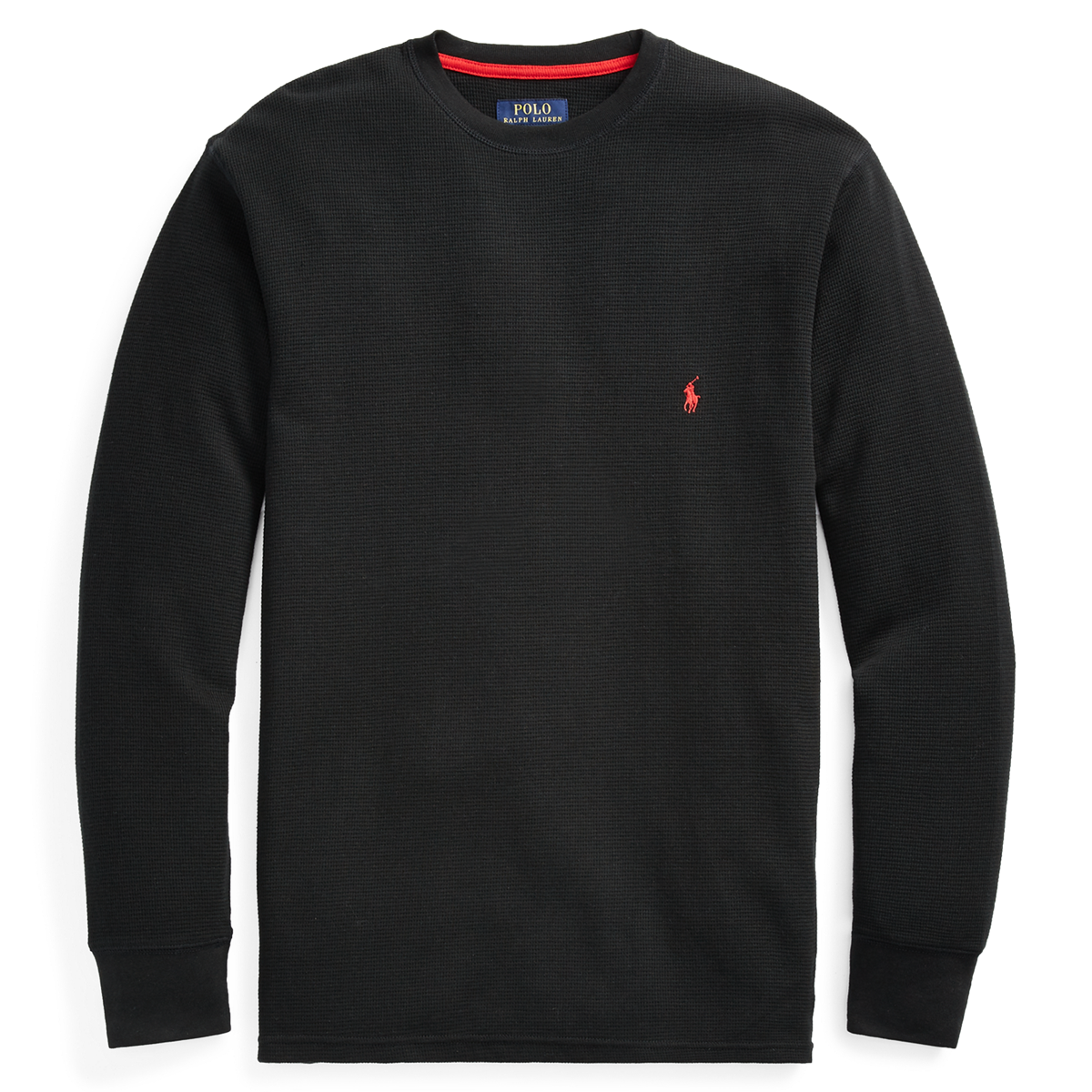 fd1b4cce37 Waffle-Knit Crewneck Thermal