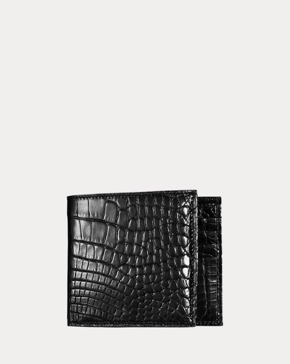 Alligator Hipster Wallet