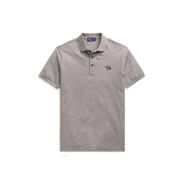 Polo Ralph Lauren Custom Slim Fit Pique Polo Shirt