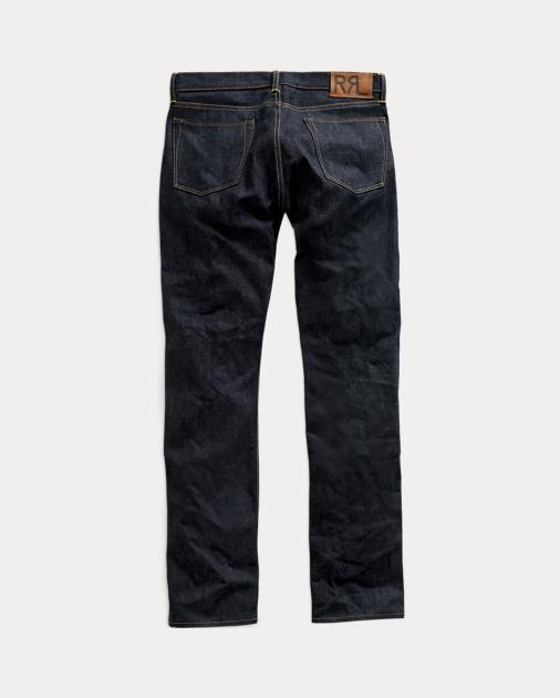 alennus uusi julkaisu halpaa alennusta Slim-Fit Rigid Jean | Slim Jeans | Ralph Lauren