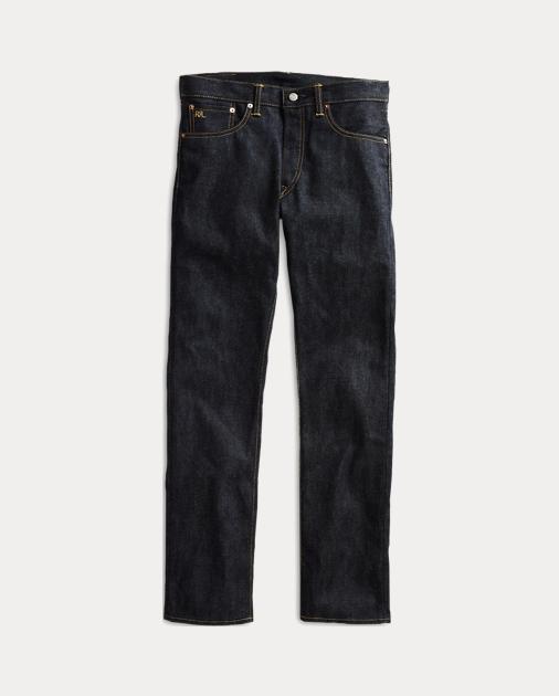 3308dc9056e RRL Slim Fit Rigid Selvedge Jean 1