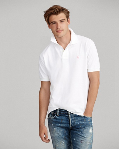 Pink Pony Classic Fit Polo