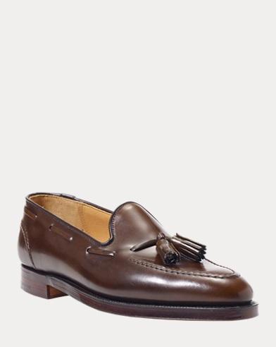 Marlow Cordovan Tassel Loafer