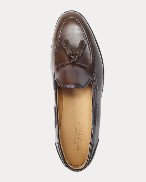 43841ea01870e Marlow Cordovan Tassel Loafer | Dress Shoes Shoes | Ralph Lauren