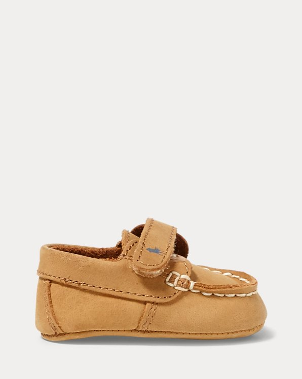 Captain Leather Loafer