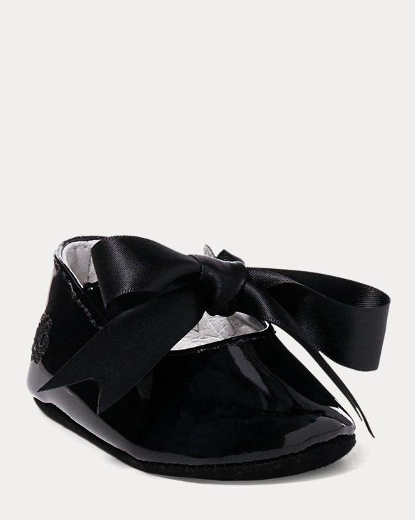 Briley Patent Leather Slipper
