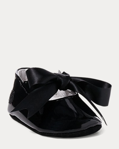 Briley Patent Leather Slipper