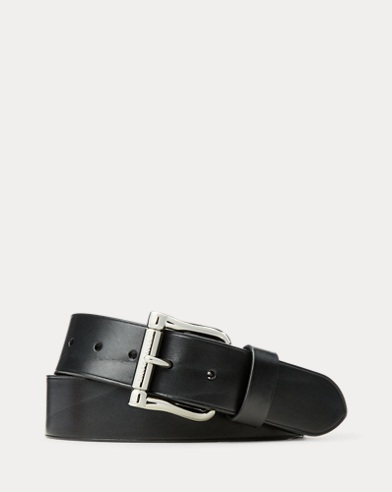 Chunky Roller-Buckle Belt