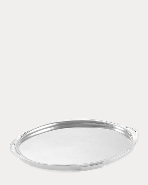 Wentworth Silver-Plated Tray