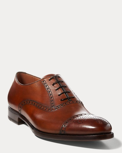 Chaussures Denver à bout rapporté