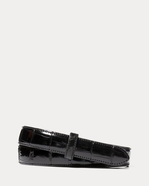 Ralph Lauren Alligator Belt Strap 1