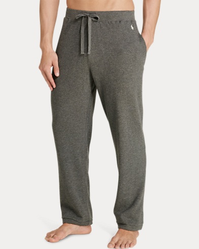 6535969922 Waffle-Knit Cotton Pajama Pant. color (2)  Charcoal Heather · Polo Black. Polo  Ralph Lauren