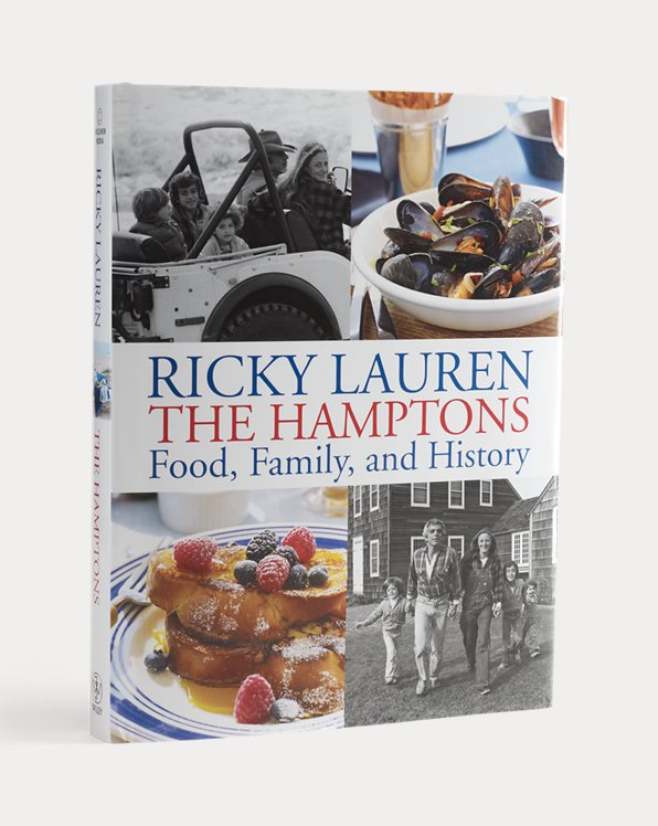 Ricky Lauren The Hamptons