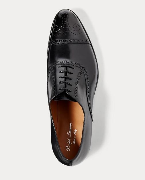 b91d019474 Denver Cap-Toe Shoe | Dress Shoes Shoes | Ralph Lauren