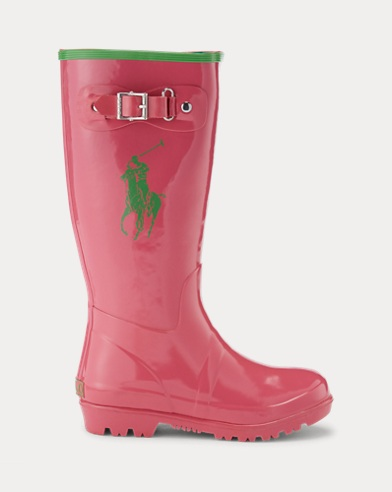 Ralph Rubber Rain Boot