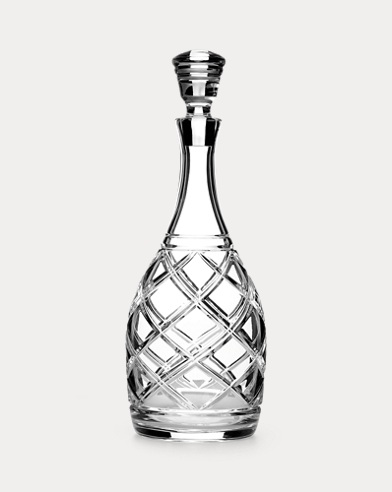 Brogan Crystal Decanter
