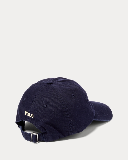 Men s Polo Signature Pony Baseball Cap   Polo Ralph Lauren 136a0242e74