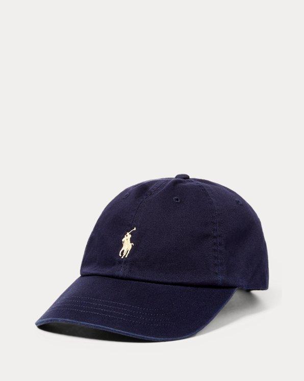 Cotton Chino Baseball Cap