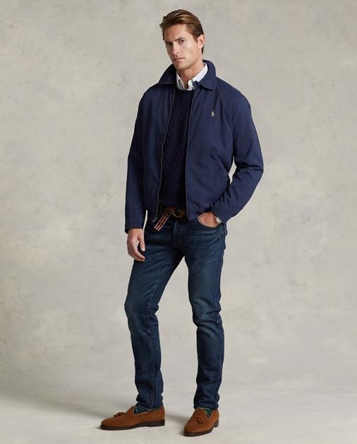 f0c02714dd9f8f Polo Bi-Swing Windbreaker Jacket | Polo Ralph Lauren