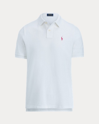 Custom Slim Fit Polo Shirt
