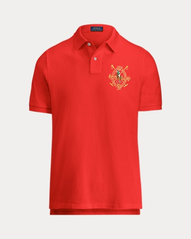 Big & Tall Classic Fit Polo Shirt