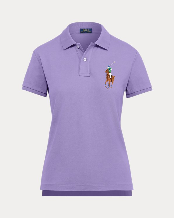 Women's Bear Polo Shirt