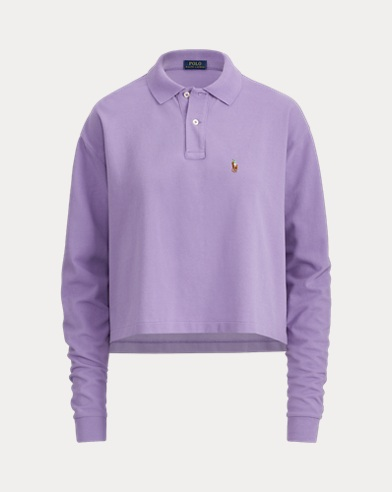 Women's Monogram Polo Shirt