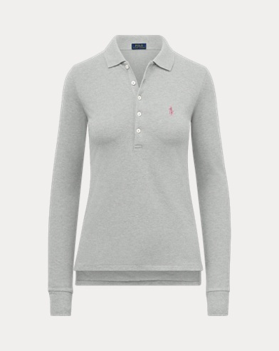 Women's Crest Polo Shirt