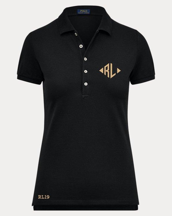 Women's Monogram Polo Shirt