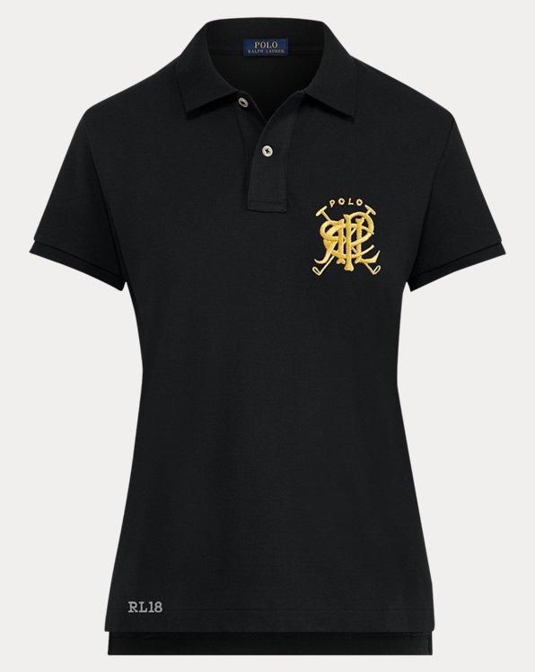 Women's Crest Polo Shirt