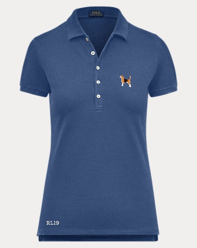 Women's Dog Polo Shirt