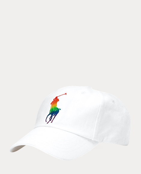 Rainbow Pony Cotton Twill Cap