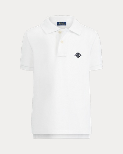 Boy's Big Pony Polo Shirt