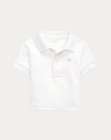 Baby Boy Dog Polo Shirt