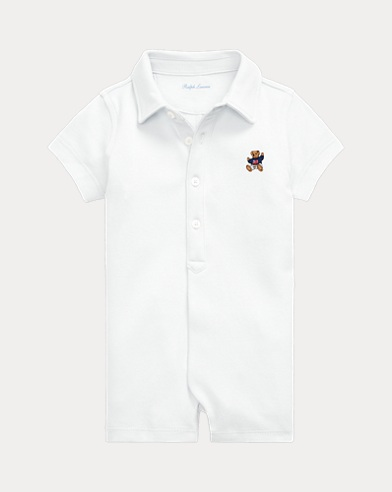 Baby Flag Polo Shirt