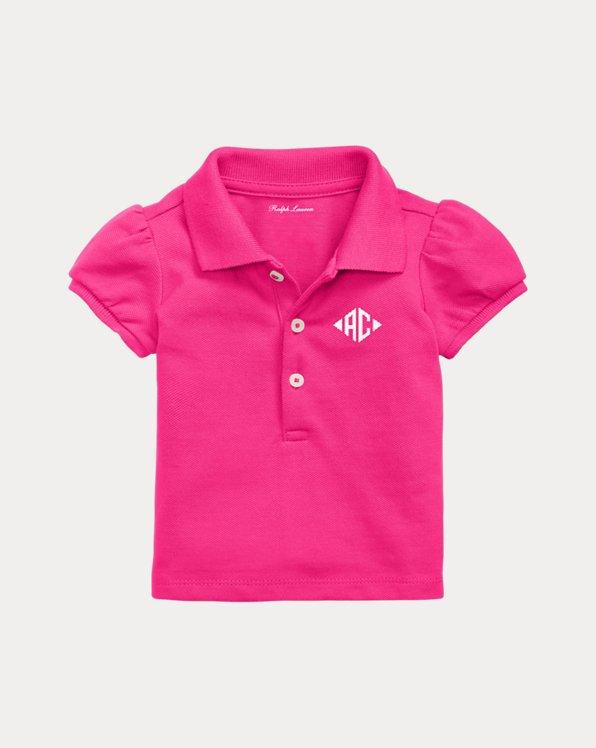Baby Girl Polo Shirt