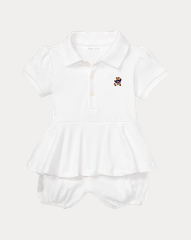 Baby Boy Big Pony Shortall