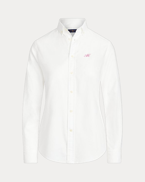 Women's Monogram Oxford Shirt