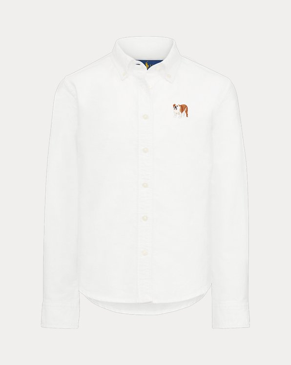 Girl's Oxford Shirt