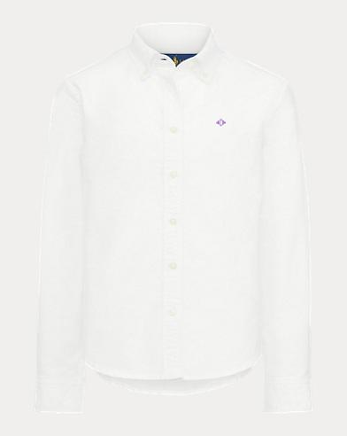 Girl's Oxford Shirt