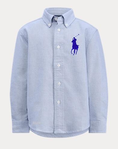 Boy's Oxford Shirt