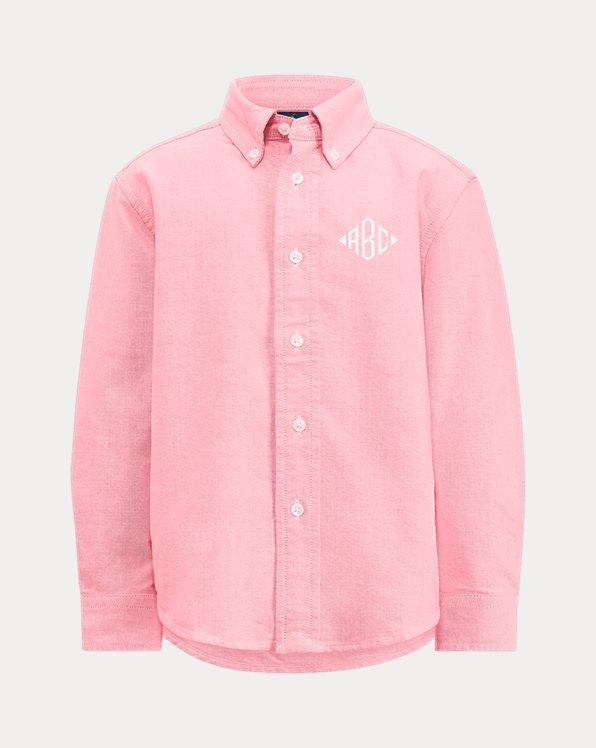 Camicia Oxford per bambino