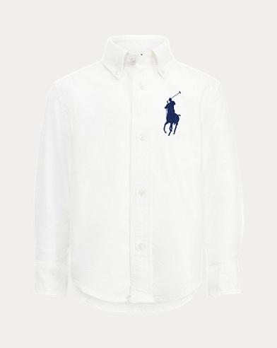 Oxfordhemd für Jungen