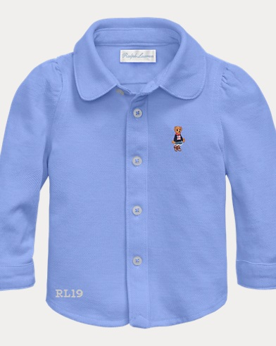 Baby Boy Oxford Shirt